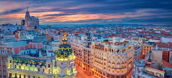 Enjoy Madrid and Málaga on an Accessible City & Beach Break