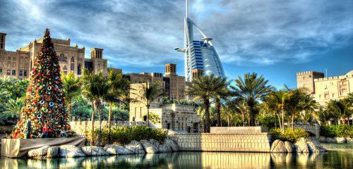 5 Reasons to Visit Dubai during Christmas Vacations