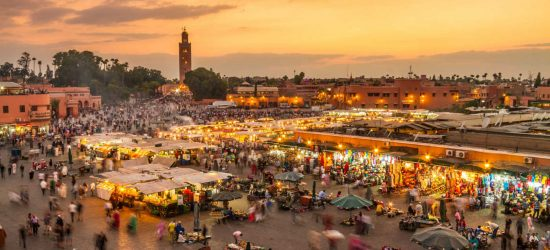 Cultural Capital of Morocco – Marrakech