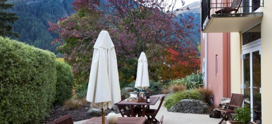 Central Ridge Boutique Hotel – New Zealand