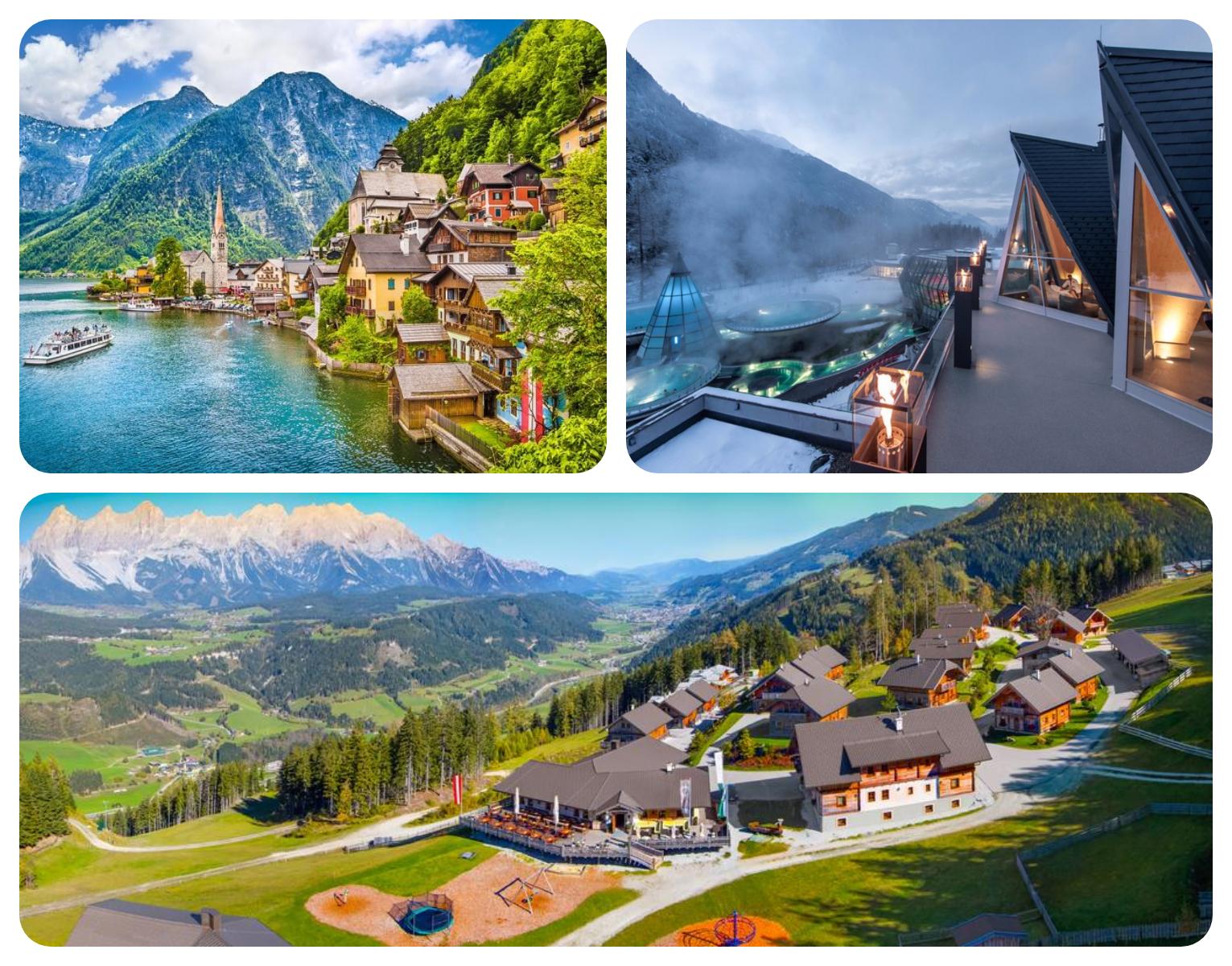 Austrian Mountain Getaways