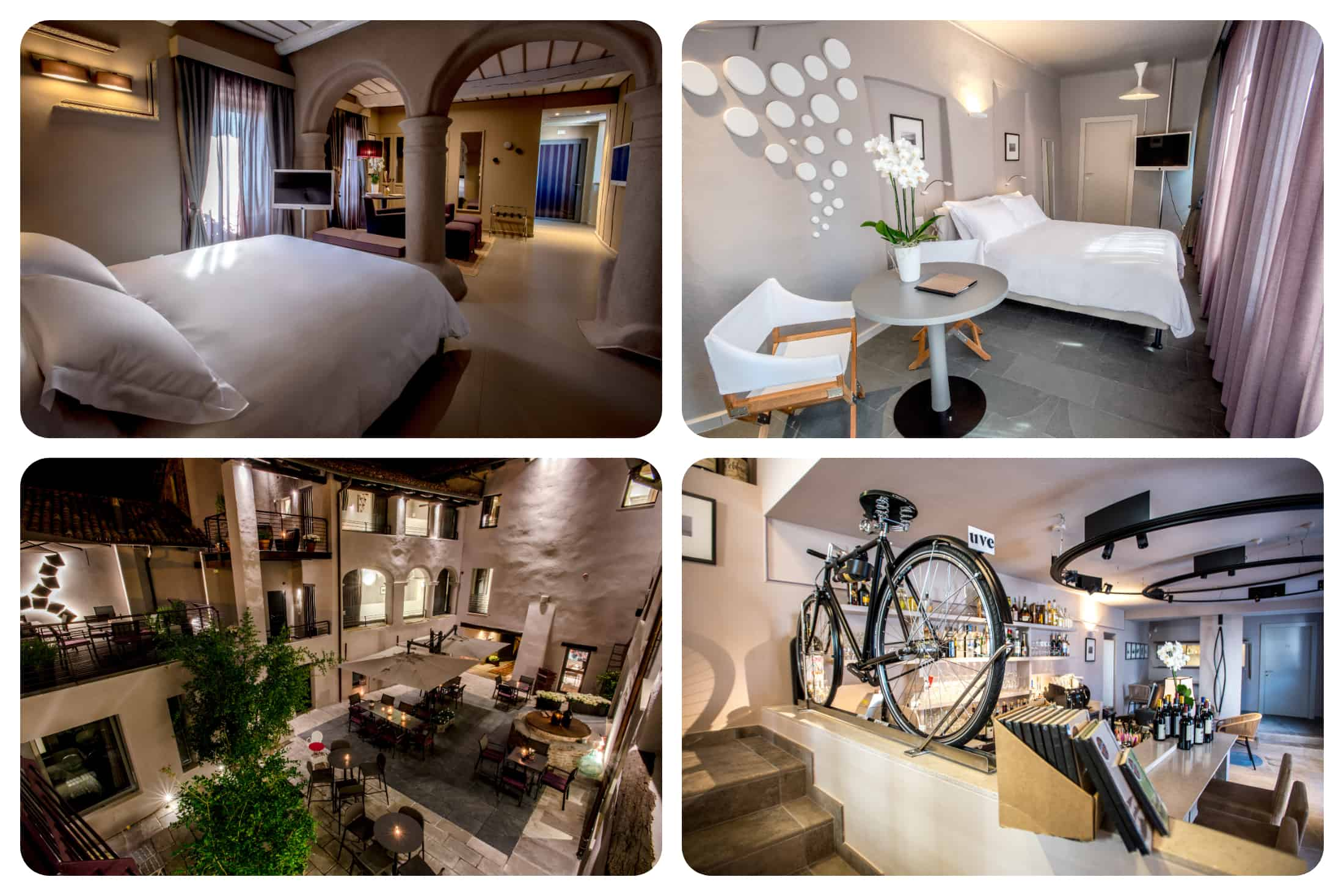 UVE ROOMS & WINE BAR | Hotel And Restaurant | Piedmont - Italy