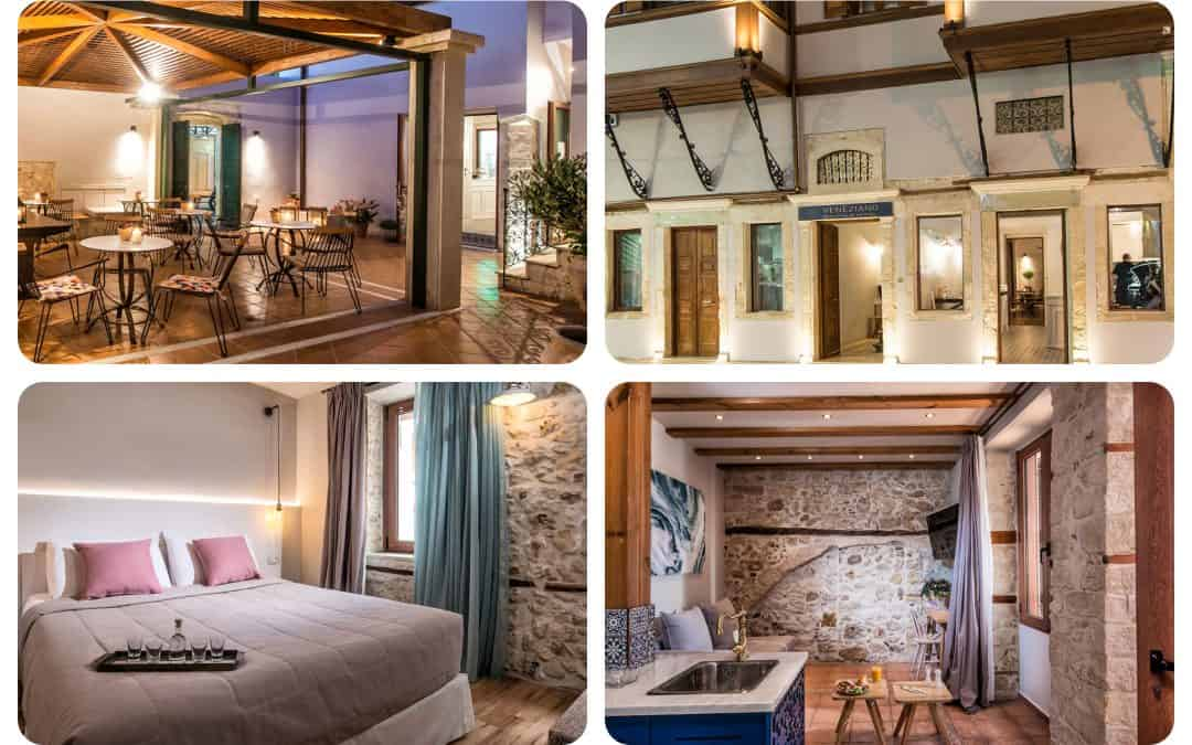 Veneziano Boutique Hotel | Design Hotel | Greece