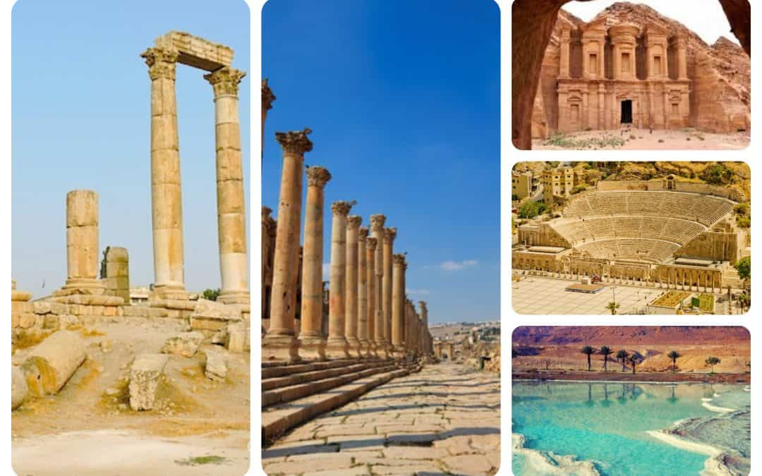 Jordan Top 5 Dream Destinations