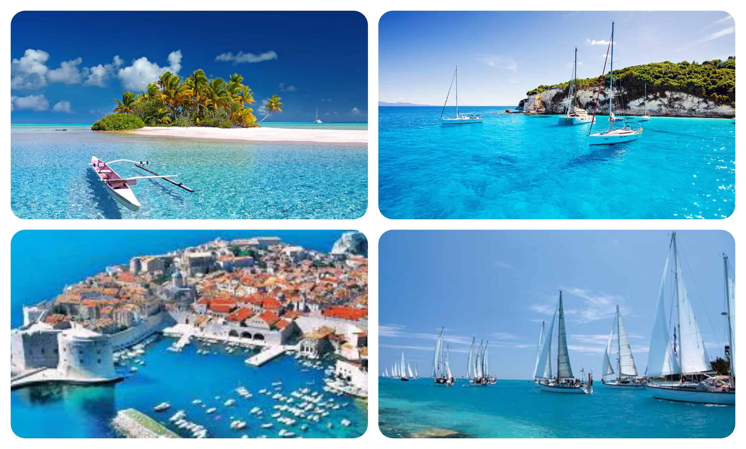 Sailing in Europe