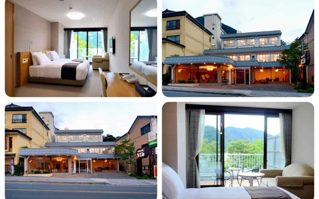 Hatago Nagomi | Waterfront Hotel | Kanto Region – Japan