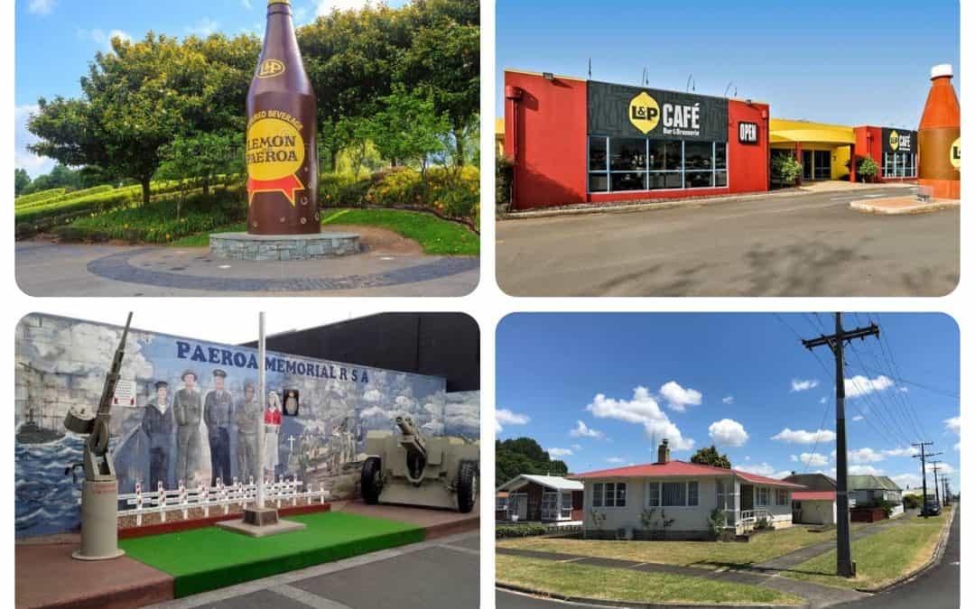 Paeroa – New Zealand