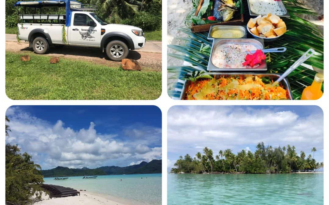 Terainui Tours Tahaa | Cultural Tour Company | French Polynesia