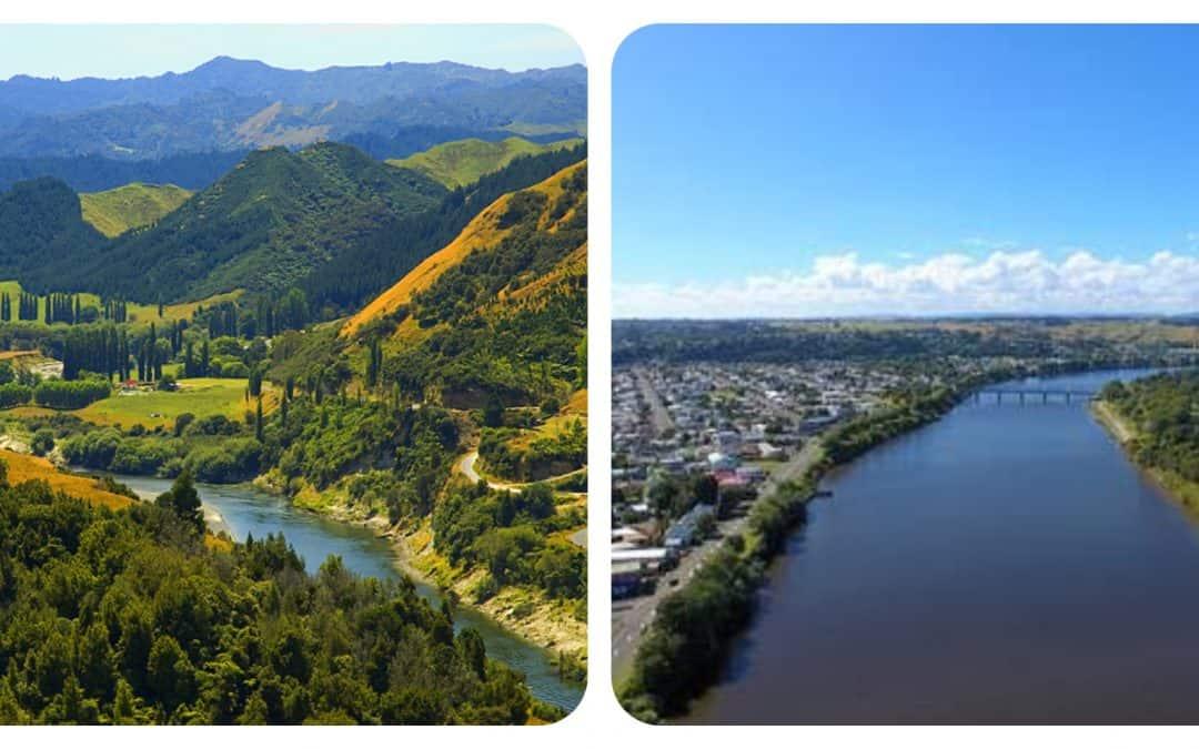 The Whanganui River – New Zealand