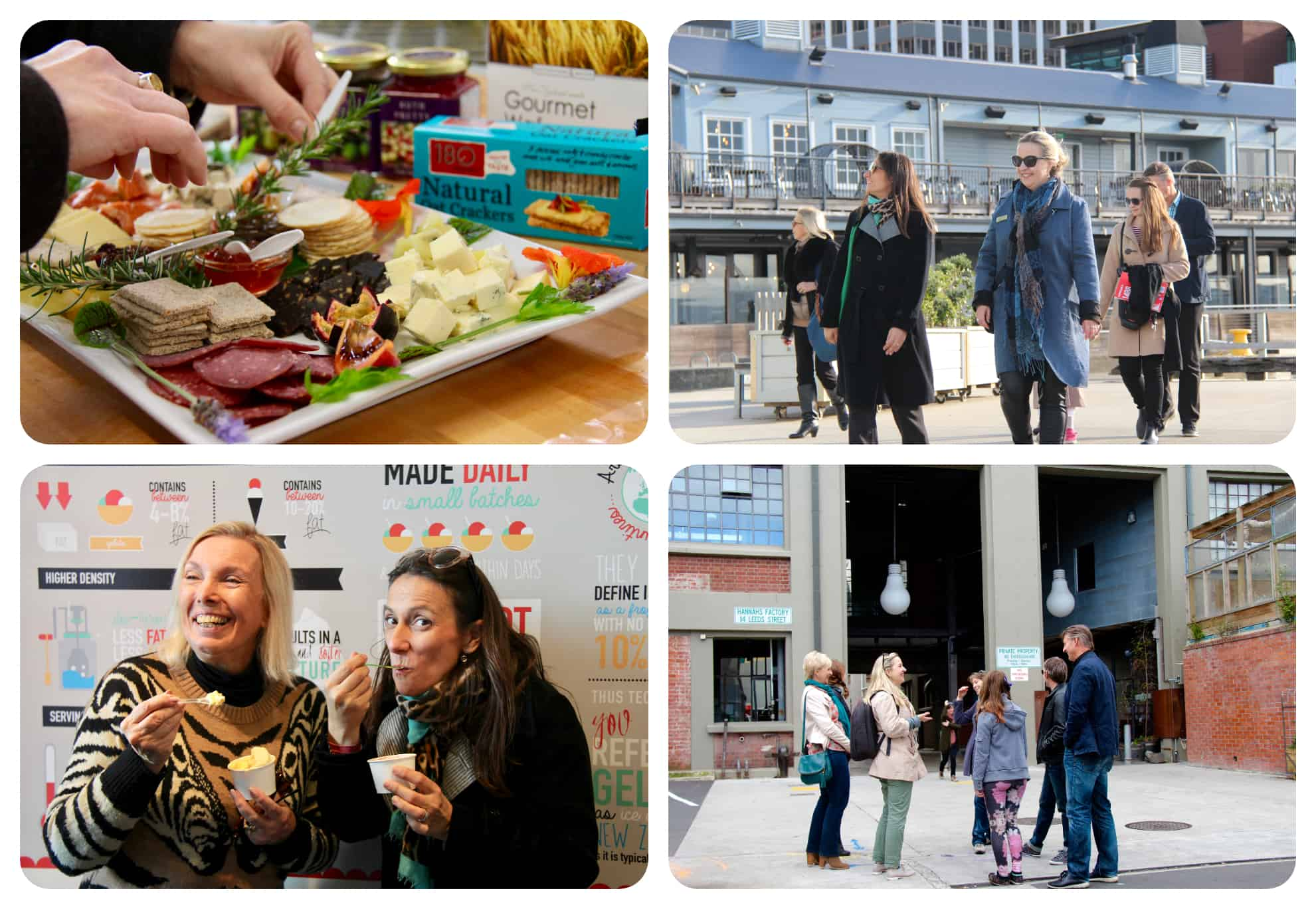 Zest Food Tours of New Zealand