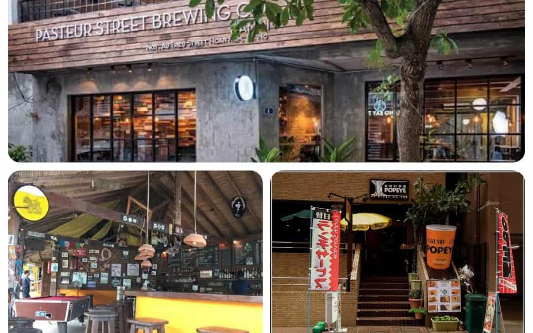 Top 3 Beer Destination in Asia