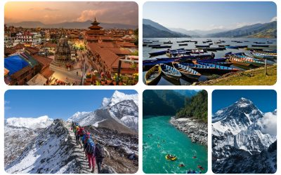 Nepal Top 5 Things to Do