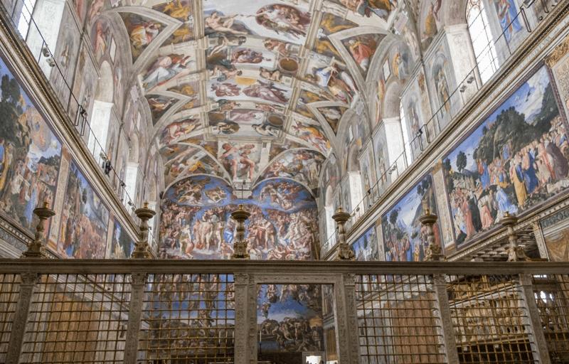 Roma Sistine Chapel