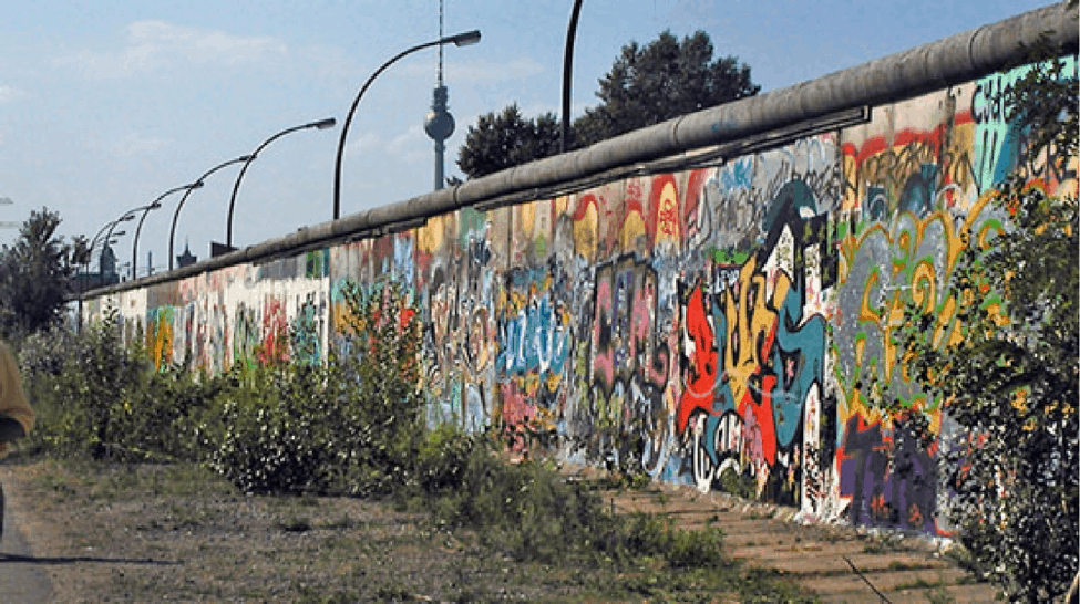 The Berlin Wall Today