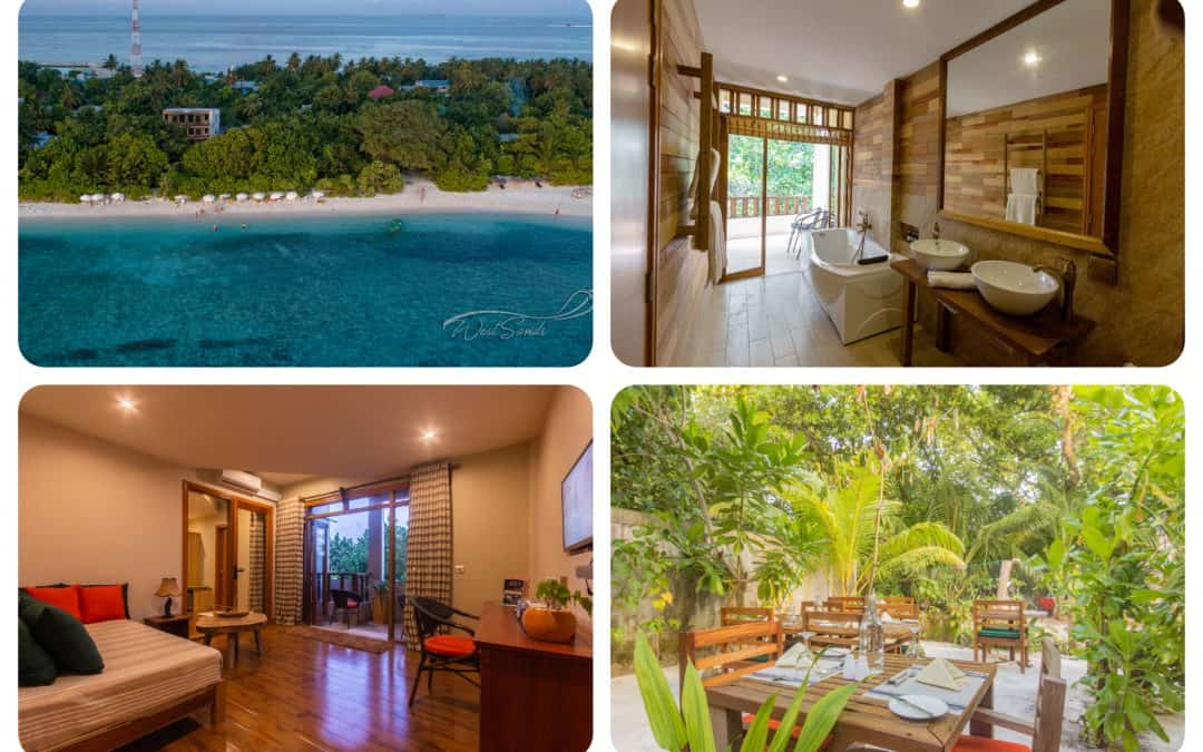 West Sands | Luxury Guest House | Maldives