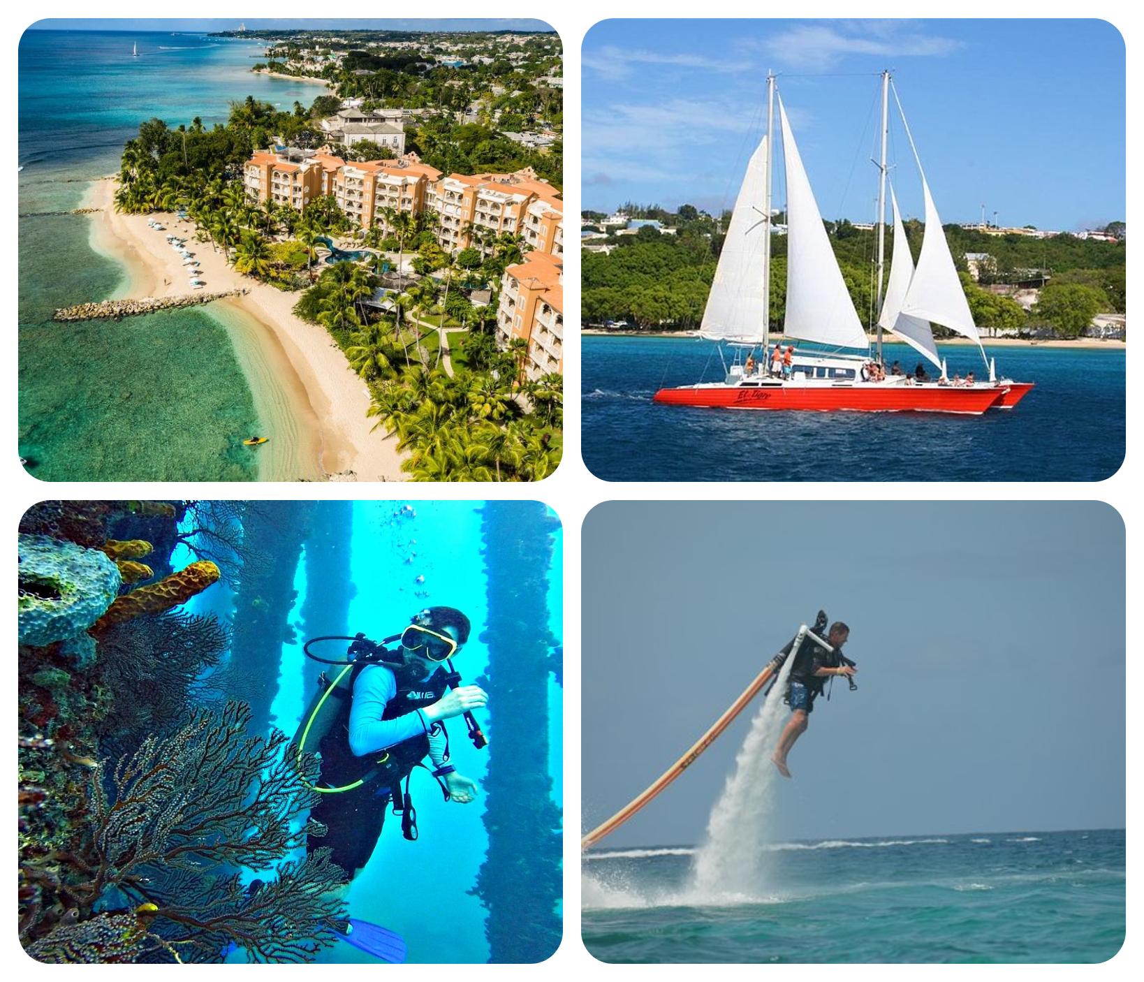 Barbados Water Sport Island