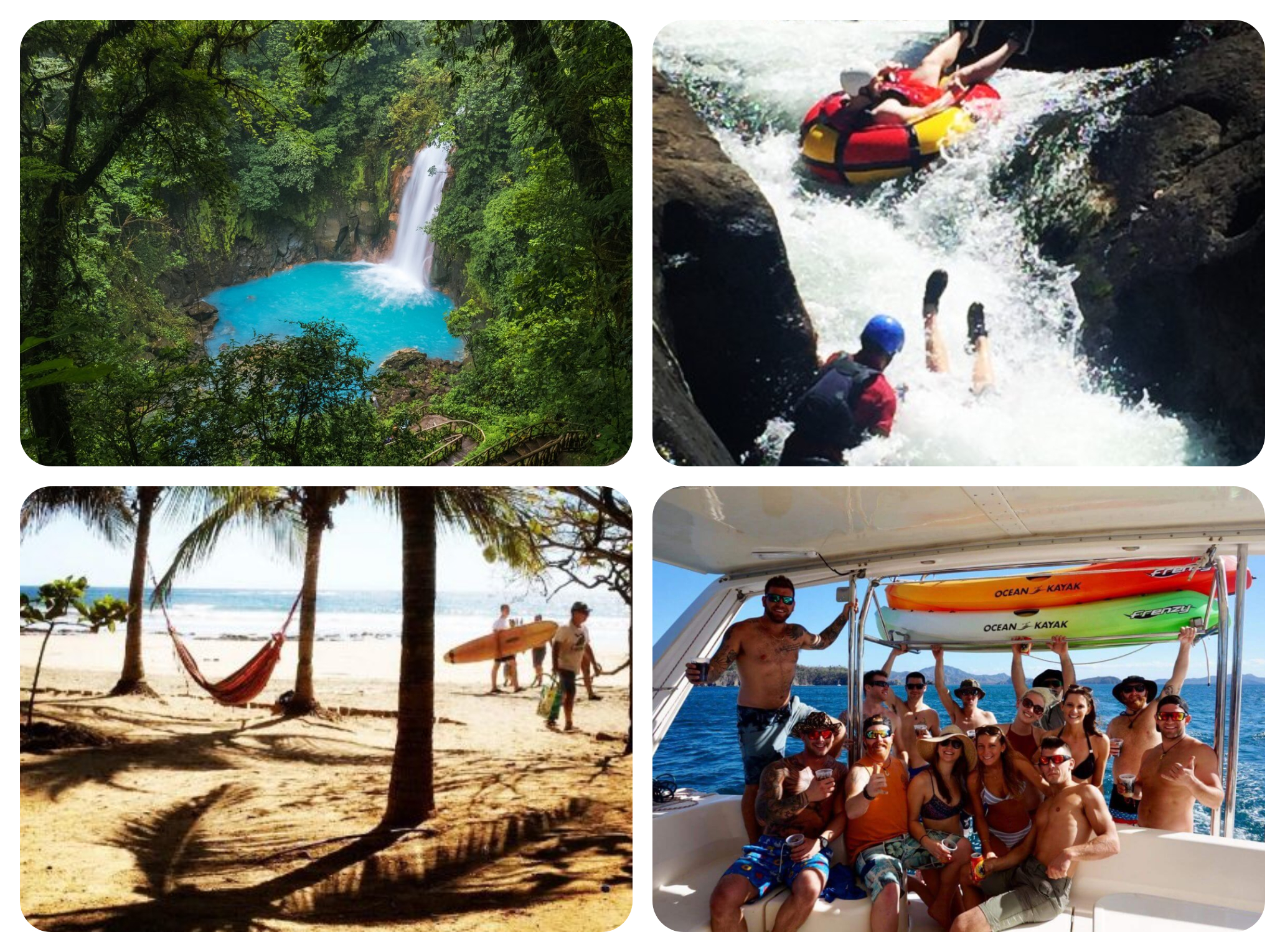 Blue Crab Water Adventures Tours Adventure Tour Company Province Of Guanacaste Costa Rica Travel Hospitality Awards