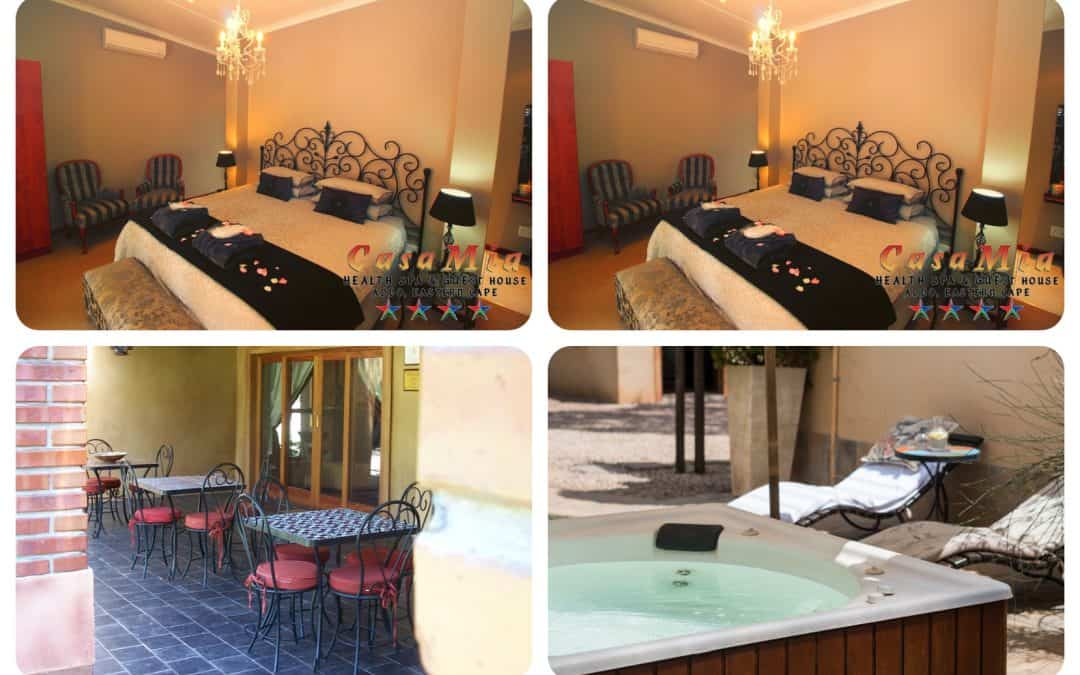 Casa Mia Health Spa And Guesthouse   Eastern Cape- South Africa
