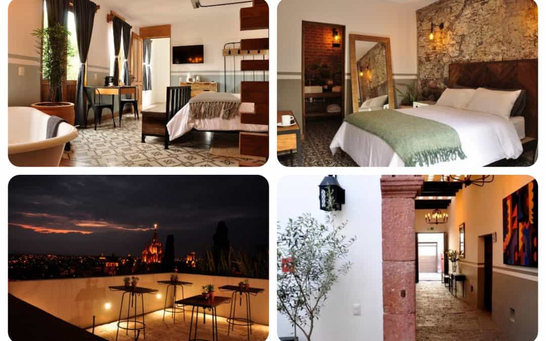 Clandestino Hotel – Adults Only | The Award For Excellence in Service | Guanajuato- Mexico