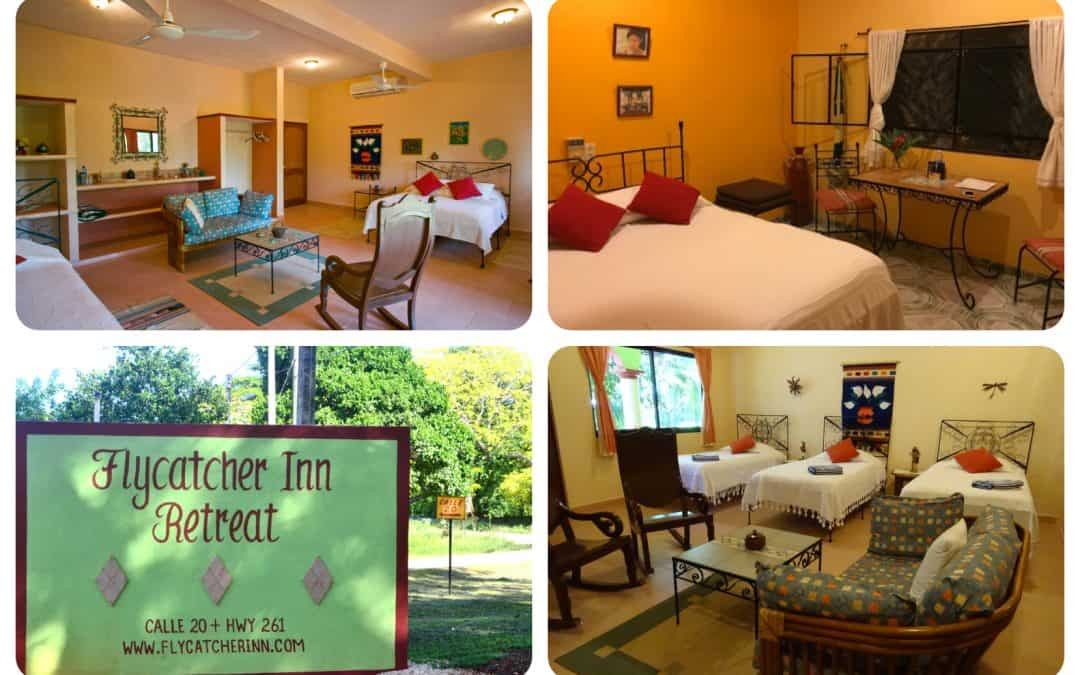 Flycatcher Inn Retreat | Boutique Hotel | Yucatan- Mexico