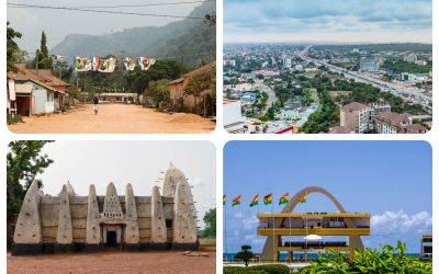 Ghana, An Introduction