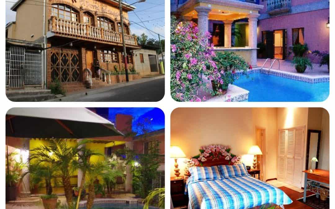 Hotel Portal del Angel | Traditional Hotel | Honduras