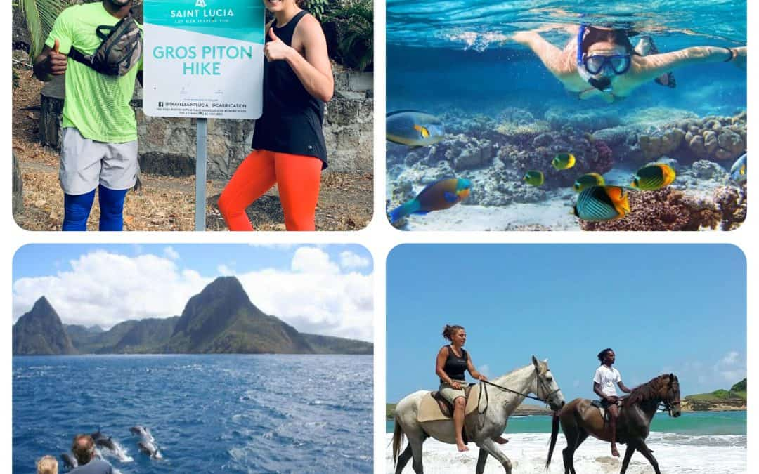 Island Taxi & Tours   Award for Excellence in Branding   Saint Lucia