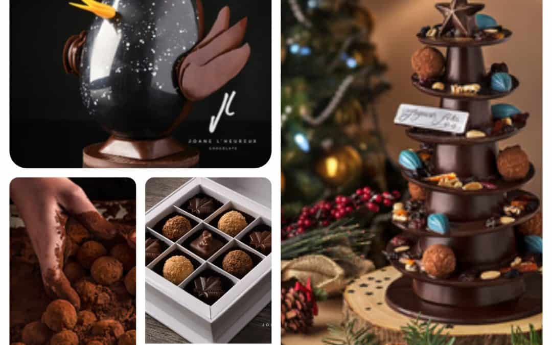 Joane L'Heureux Chocolats   Culinary Experience   Quebec   Canada
