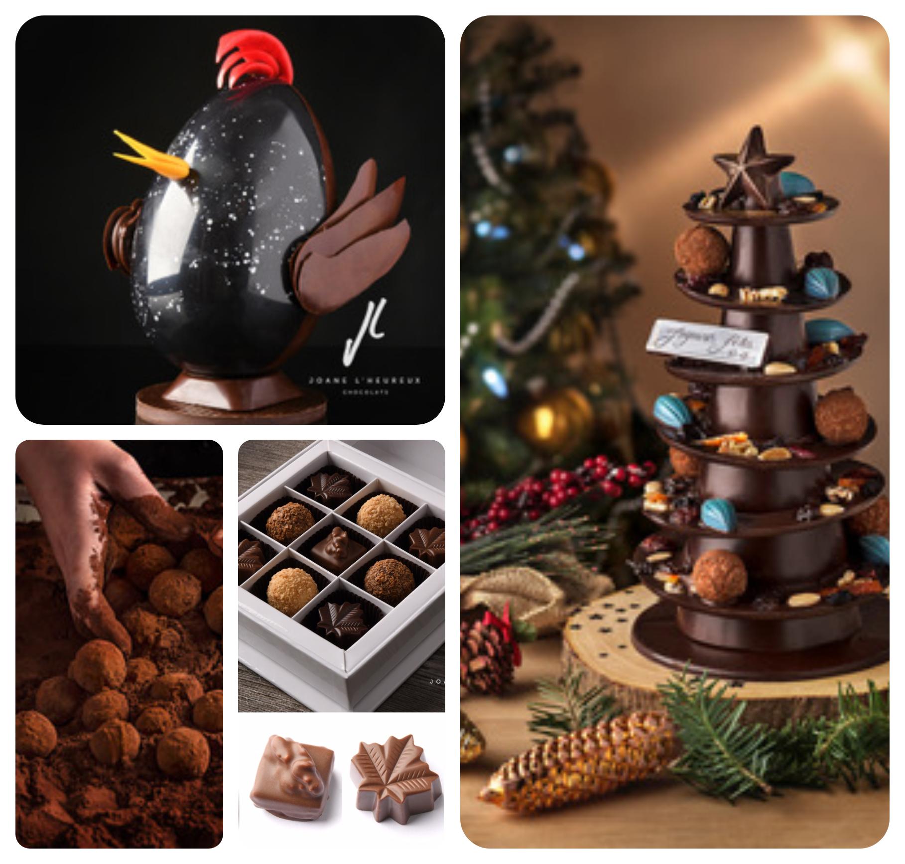 Joane L'Heureux Chocolats