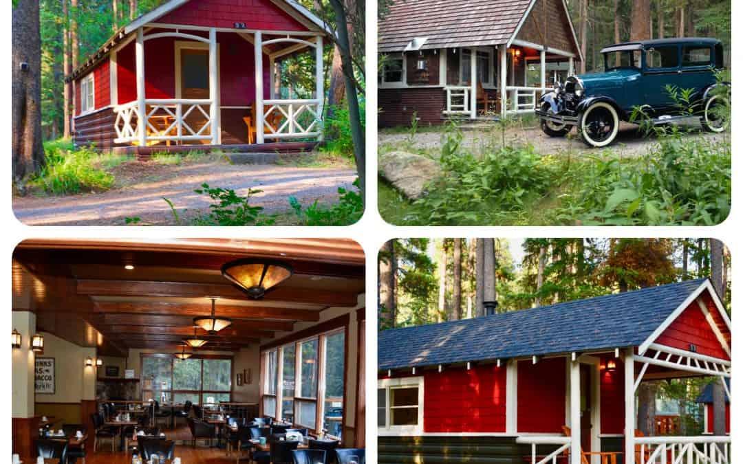 Johnston Canyon Lodge & Bungalows   Resort   Alberta   Canada