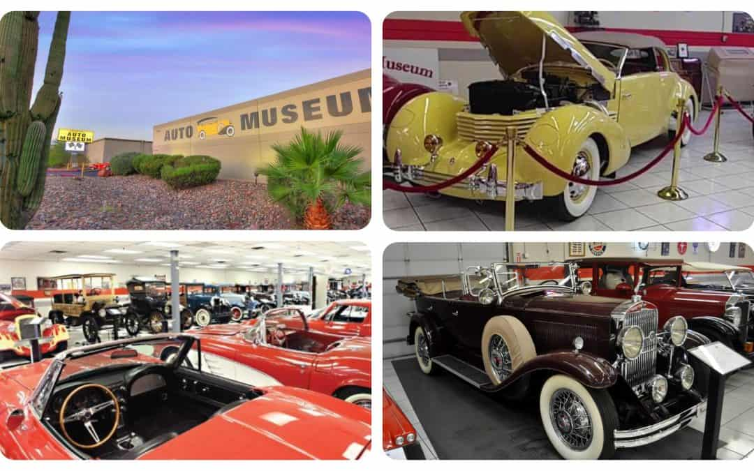 Martin Auto Museum | Attraction | Arizona | USA