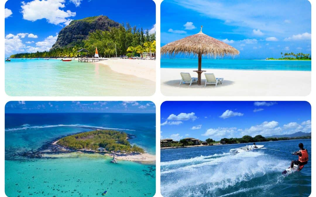 Top 3 things to do in Mauritius