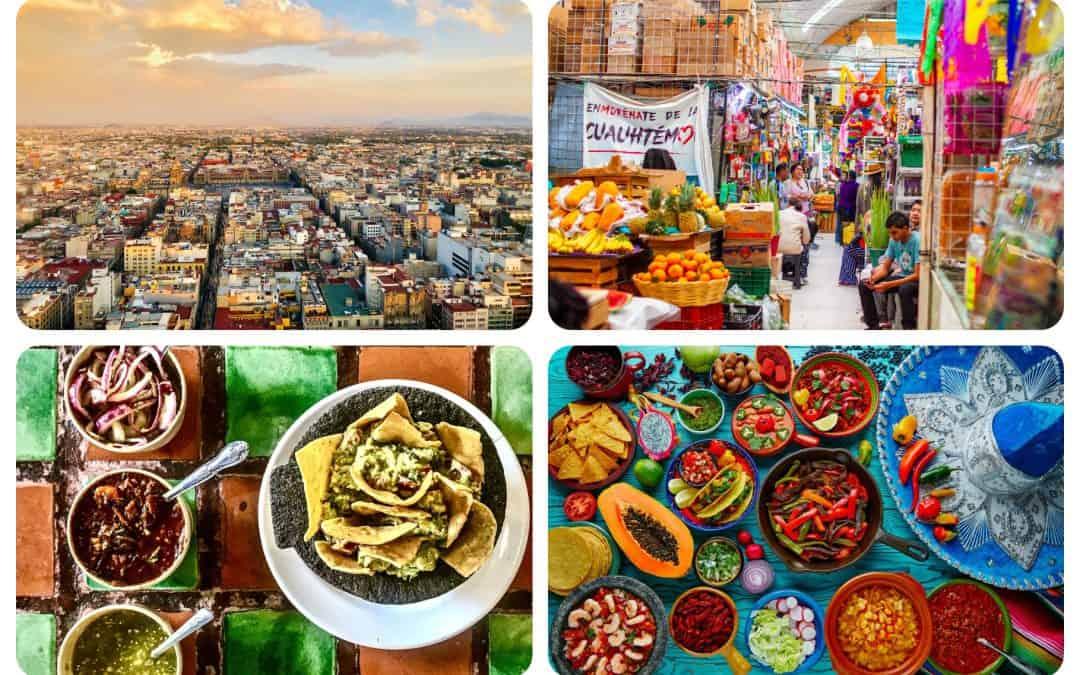 Mexico City Culinary Guide