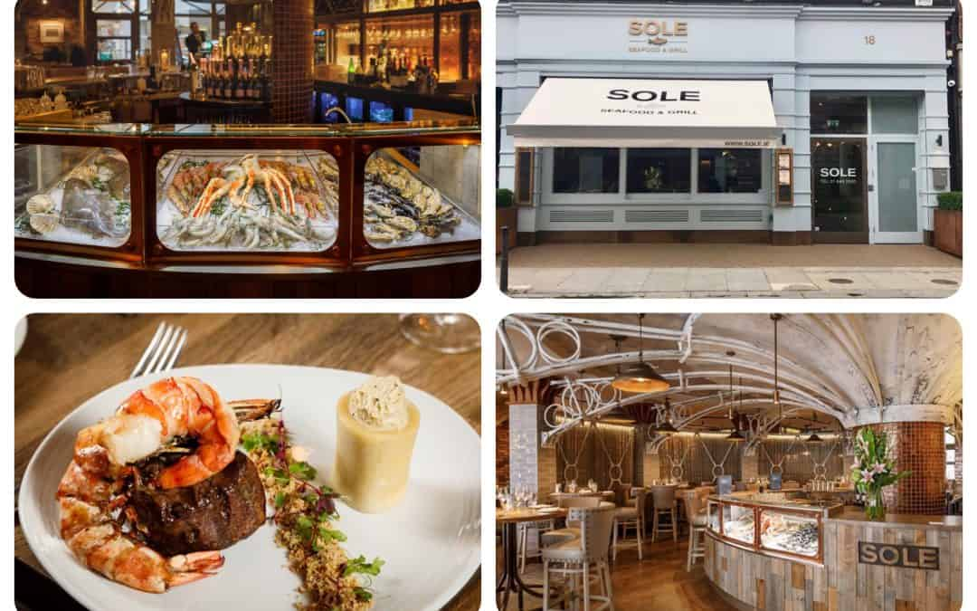 SOLE Seafood and Grill | Seafood Restaurant | Ireland