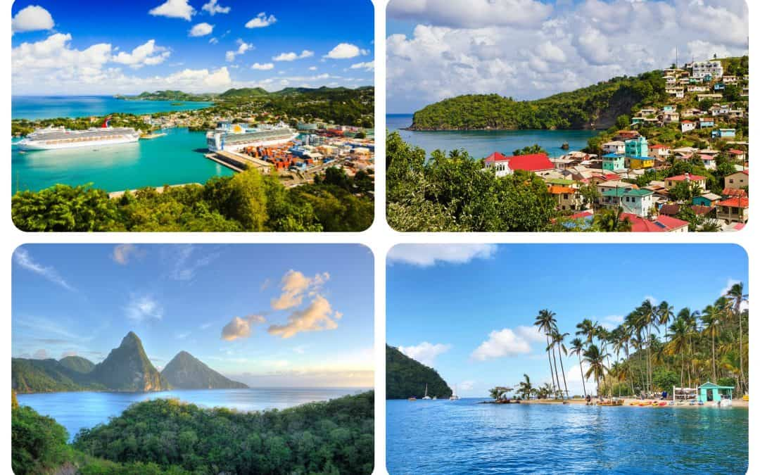 Top 5 Things St Lucia