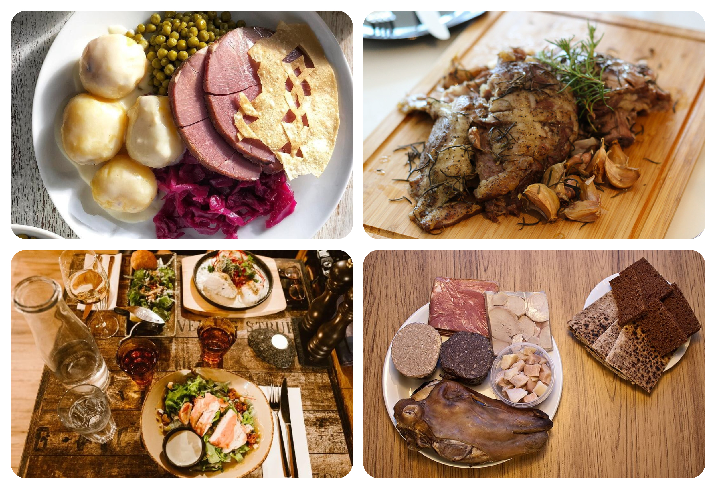 Unique foods to try in Iceland