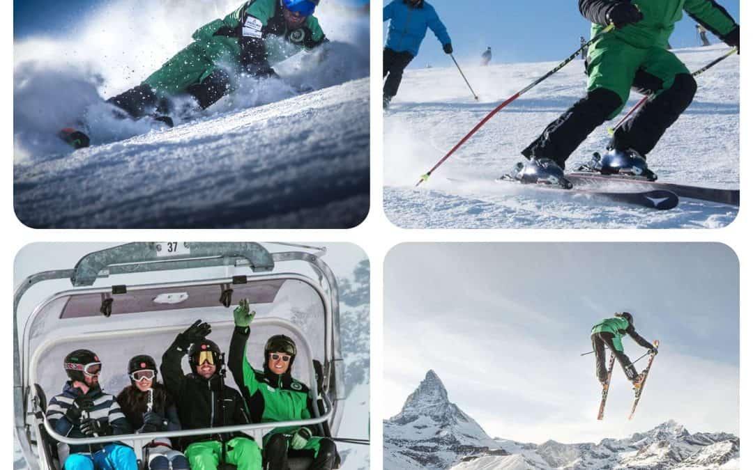 Alpine Ski School | Learning Experience | Switzerland