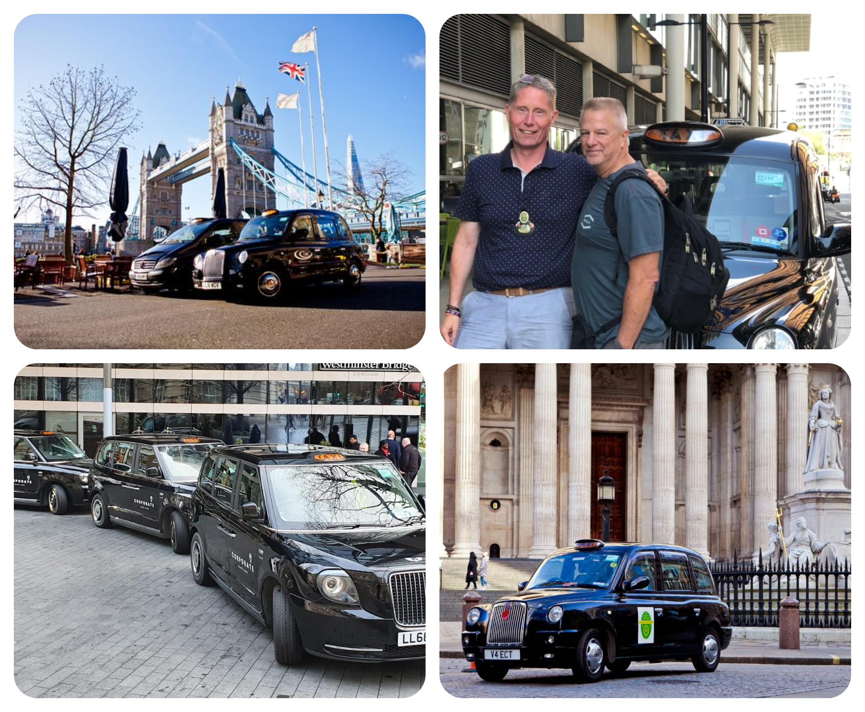 Black Cab Tours