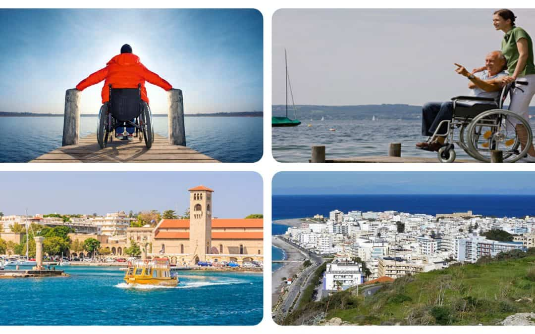 Accessible Rhodes | The Award for Excellence in Service | Greece