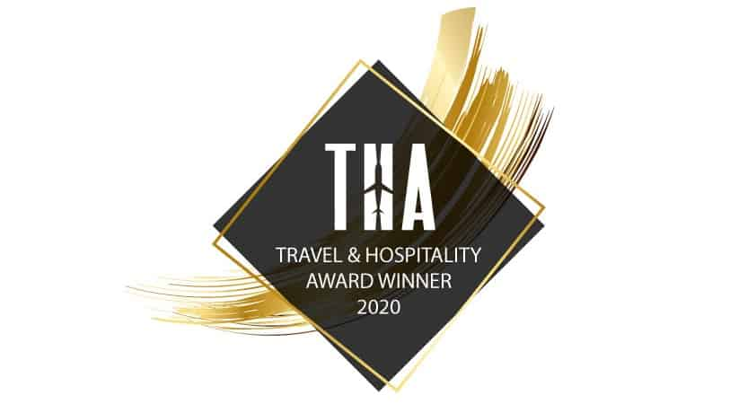 Hutel Layering Courtyard is a Travel & Hospitality Award Winner for 2021