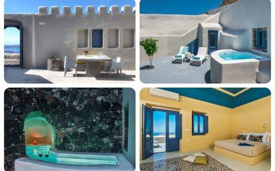 Luna Santorini Suites | Elegant Suites | Cyclades – Greece