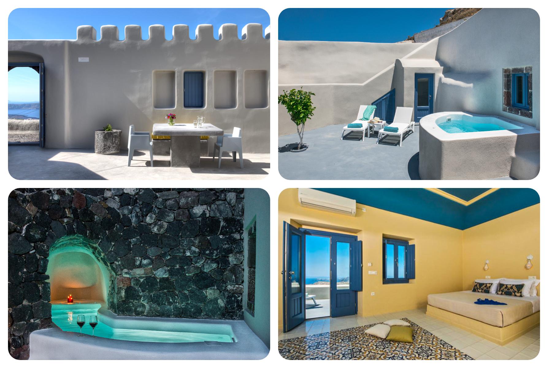 Luna Santorini Suites greece