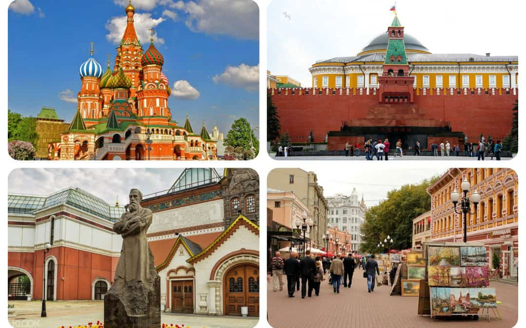 Moscow – A city Apart