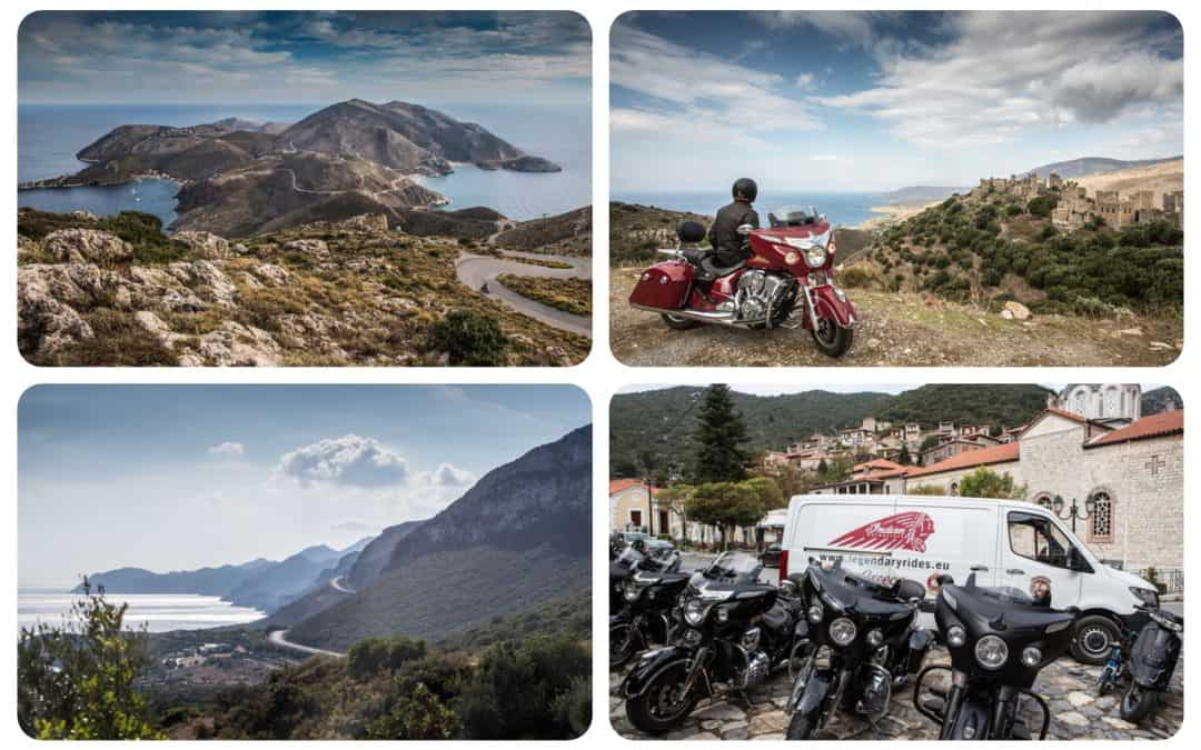 Motorcycle Legendary Rides Greece  | Adventure Tour Company | Attica – Greece