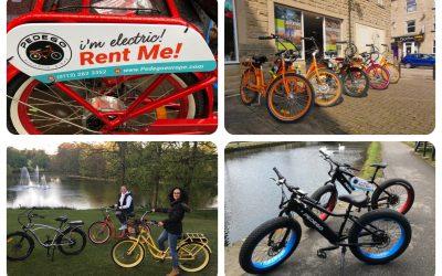 Pedego Electric Bikes Leeds Tours and Rentals | Rental Company | England – UK