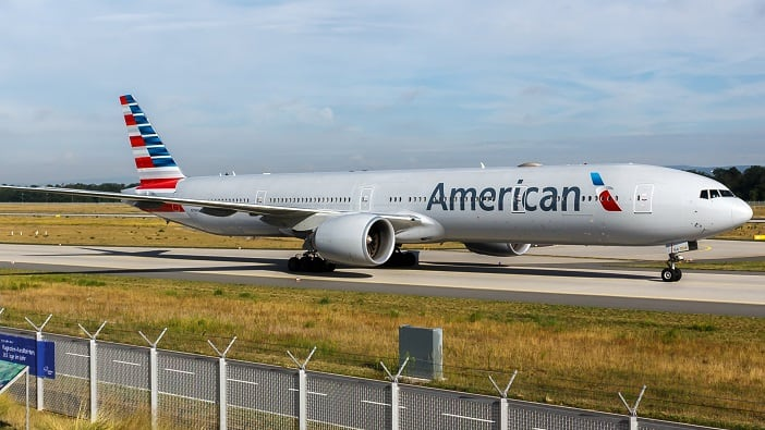 American Airlines Travel Awards