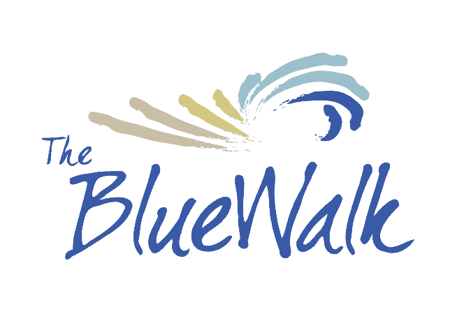 The Blue Walk
