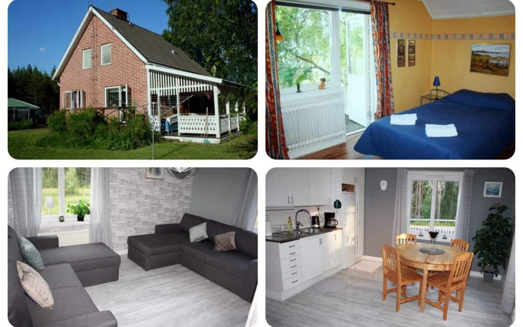 Pike Paradise Lodge | Lodge | Sweden