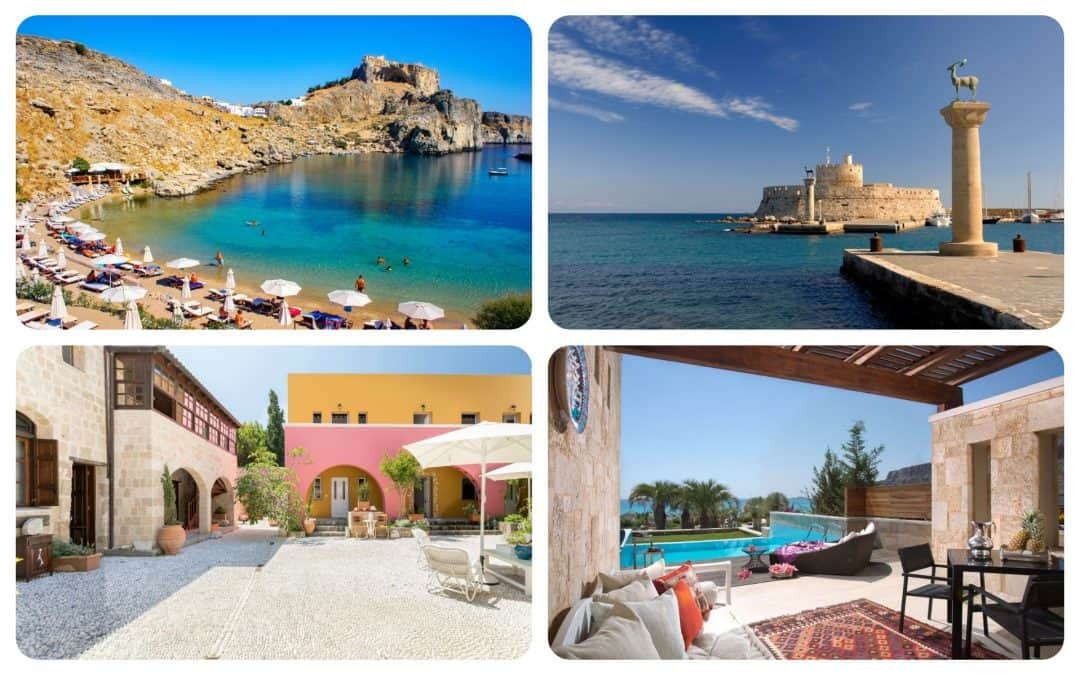 Romantic Holiday to Rhodes, Greece
