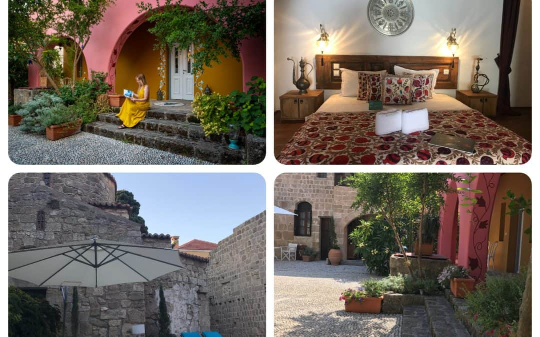 St. Artemios Boutique Hotel by Artesa | Hotel | Dodecanese Islands | Greece